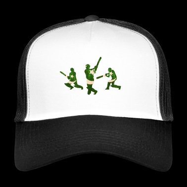 CRICKET PAKISTAN - Trucker Cap