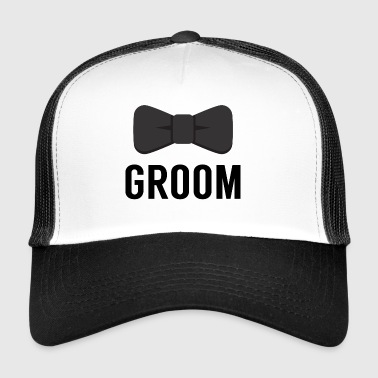 JGA / Bachelor: Groom - Groom - Trucker Cap