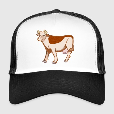 cow24 - Trucker Cap
