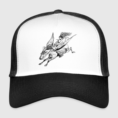 Pegasus Flight - Trucker Cap