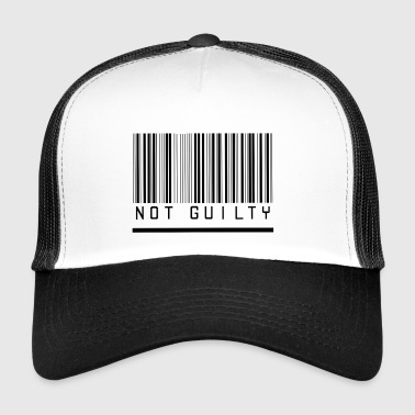 non coupable - Trucker Cap