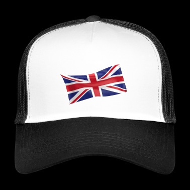 Union Jack - Trucker Cap
