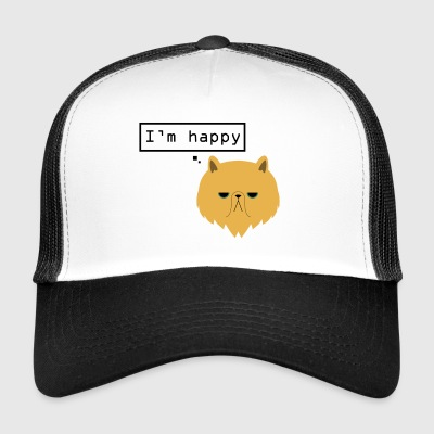 I'm happy - Trucker Cap