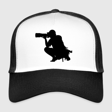 photographe - Trucker Cap
