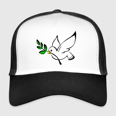 Peace dove - Trucker Cap