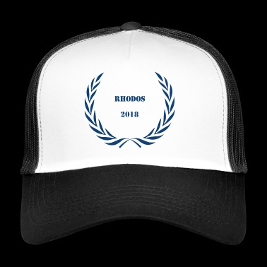 Limited Edition 2018 Rhodes - Trucker Cap