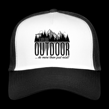 Explore Outdoor - Trucker Cap