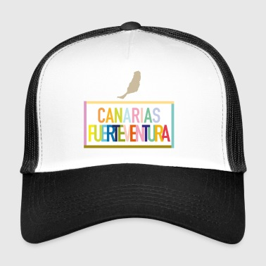 Fuerteventura - Canary Islands (Canarias) - Trucker Cap
