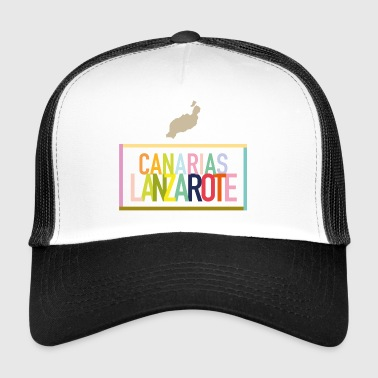 Lanzarote - Canary Islands (Canarias) - Trucker Cap