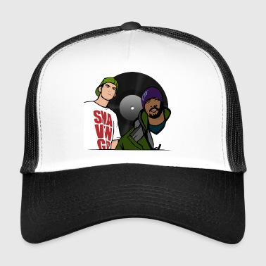 rapper - Trucker Cap