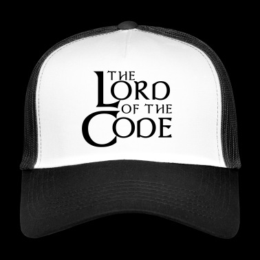 The Lord of Code - Trucker Cap