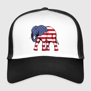 United olifant - Trucker Cap
