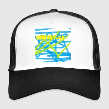 COOL AS Fck - Trucker Cap
