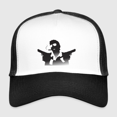 Hitman Do Mafii - Trucker Cap