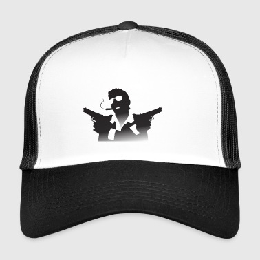 Hitman For The Mafia - Trucker Cap