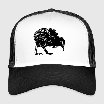 Kiwi New Zealand & Auckland - Trucker Cap