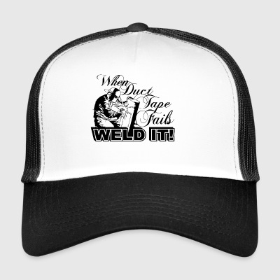 weld it - Trucker Cap