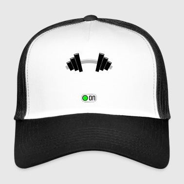 BEAST MODE ON - Trucker Cap