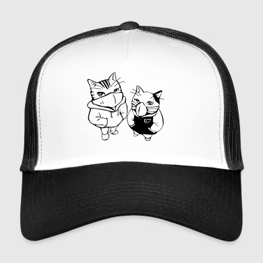 Pusses GANG - Trucker Cap