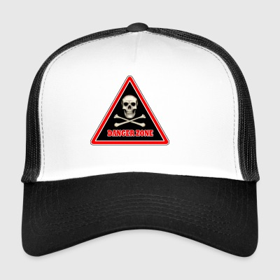Danger Zone - Trucker Cap