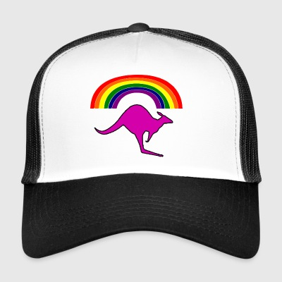 gay astrailia - Trucker Cap