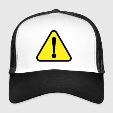 Attention! Attention! - Trucker Cap