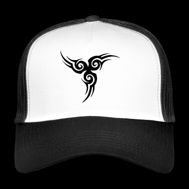Tribal tattoo - Trucker Cap