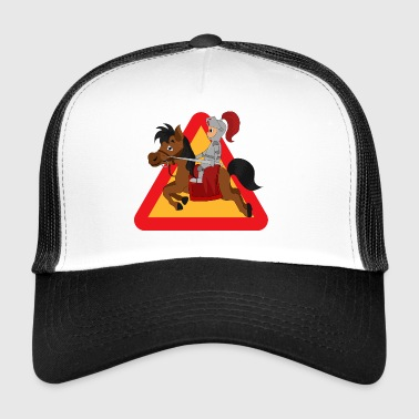 Knight Knight - Trucker Cap
