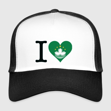 I Love Macau - Trucker Cap
