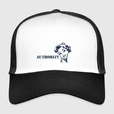 Pin-up / Rockabilly / 50: Autorité - Trucker Cap