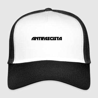 noir antifascista - Trucker Cap