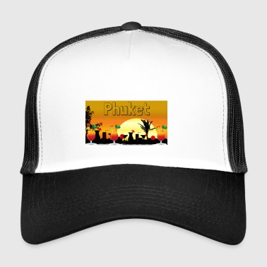 Island of Phuket - Trucker Cap