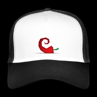 A Chilli Pepper - Trucker Cap