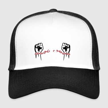 A Prisoner Is Freed From His Chains - Trucker Cap