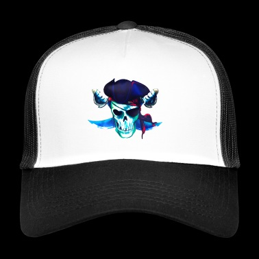 The ghost of the corsair - Trucker Cap