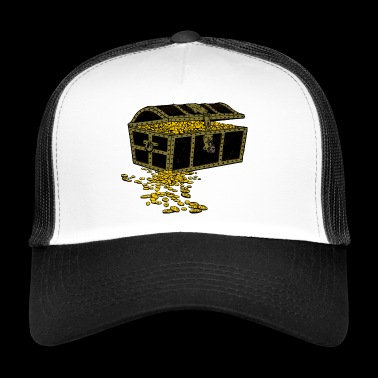 Treasure chest - Trucker Cap
