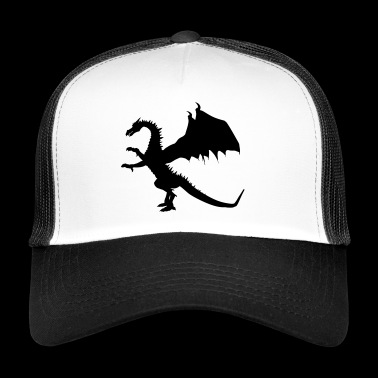 Standing dragon - Trucker Cap
