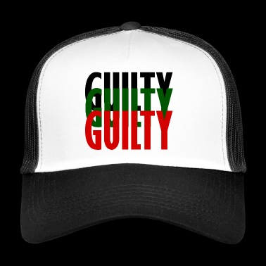 coupable - Trucker Cap