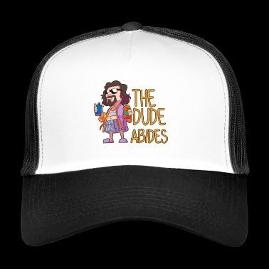 The Dude Abides - Trucker Cap