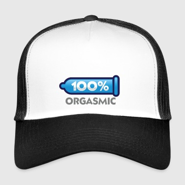 100 Percent Orgasmic! - Trucker Cap