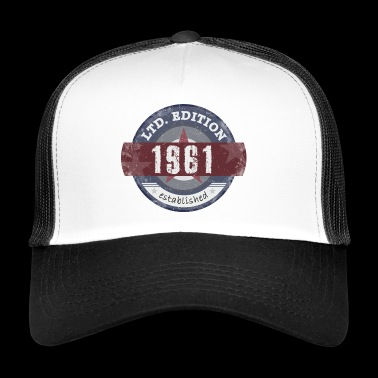 LtdEdition 1961 - Trucker Cap