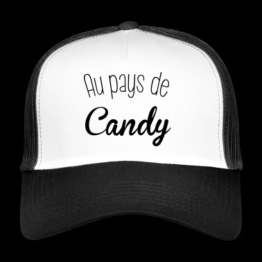 In het land van Candy - Trucker Cap