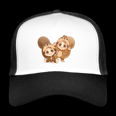 The Twins MOSBIES Collection - Trucker Cap