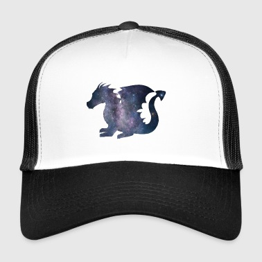 dragon céleste - Trucker Cap