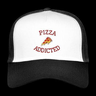 Pizza accro - Trucker Cap
