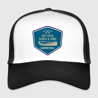 Up A Creek ohne Paddel - Trucker Cap