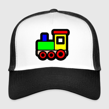 Toy train - Trucker Cap