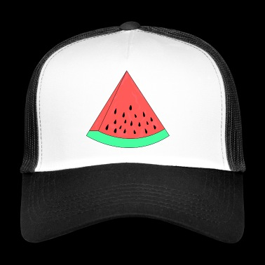 Meloen / fruit / fruit - Trucker Cap