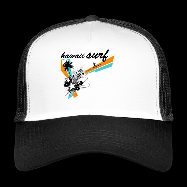 SURF HAWAII - Trucker Cap