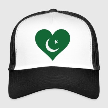 A Heart For Pakistan - Trucker Cap